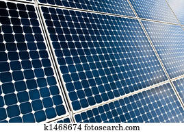 panneaux solaires, modules
