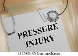 Pressure Injury concept