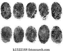 10 Finger Prints