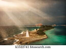Bahama with Texture