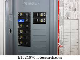 Electrical circuit breaker .