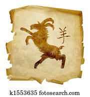 Goat Zodiac icon