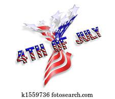 Stars and Stripes Patriotic icon