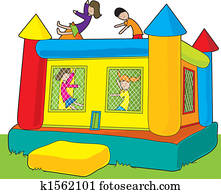 Bounce Castle Kids