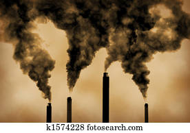 global warming factory emissions pollution