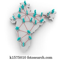 India Social Network