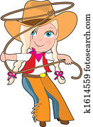 Cowgirl Kid