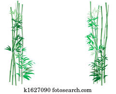 Bamboo Thicket Background