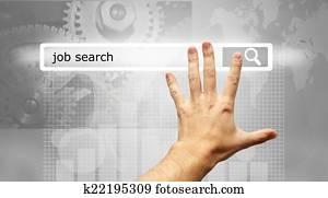 job search on internet