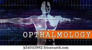 Opthalmology Medical Industry