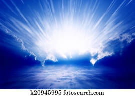 Light from sky