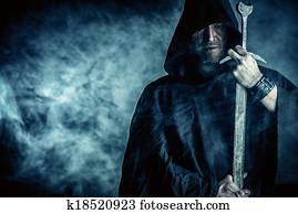 sharp sword