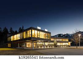 Banque de photo écologique énergie économie bois bâtiment