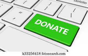 Donate Keyboard Button