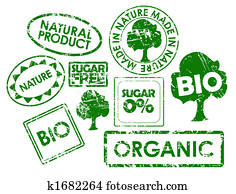 stamps for organic healthy food