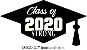 Class of 2020 Strong Banner