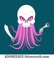 Kog blæksprutten (se boks nedenfor) skær armene af, når den har trukket kold i kogelagen.