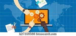 ecs enterprise collaboration system