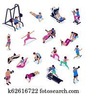 Isometric Fitness Set