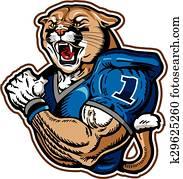 cougar football player
