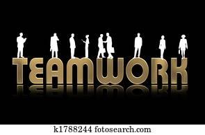 business people - teamwork