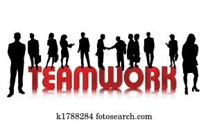 business people teamwork
