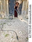 unplugged housekeeper