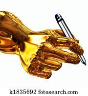 Golden Writer