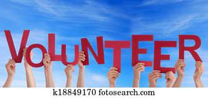 Volunteer in the Sky
