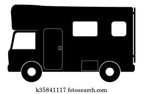 RV Camper Van Small