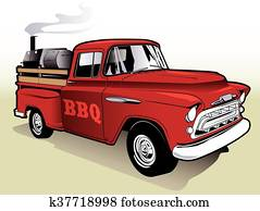 Barbecue Truck