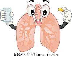 Mascot Lungs Tablet