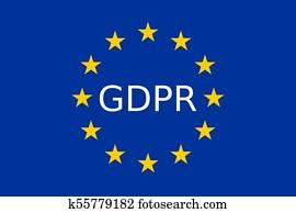 GDPR EU Flag