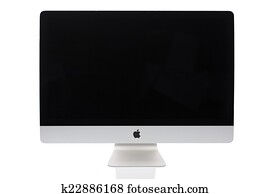 iMac desktop computer, model 2013