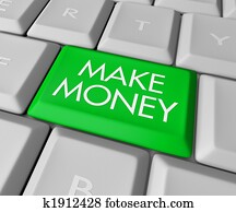 Make Money Key on Computer Keyboard