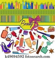 Beauty background