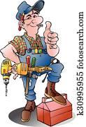 a, heimwerker