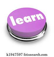 Learn - Purple Button