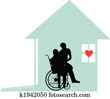 With honor and dignity, - Home care