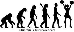 Cheerleader Evolution