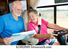 RV Seniors - Where To?