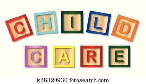 Child Care Blocks