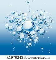Water Love Bubbles