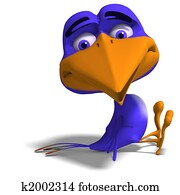 Cartoon Bird Twitter