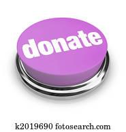 Donate - Purple Button