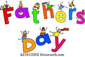 Fathers Day Kids