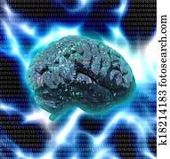 Electronic Brain Design
