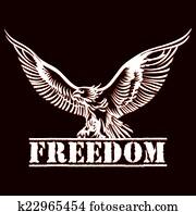 adler, von, freiheit