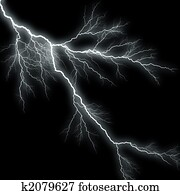 Lightning Background