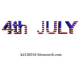 The 4th July
